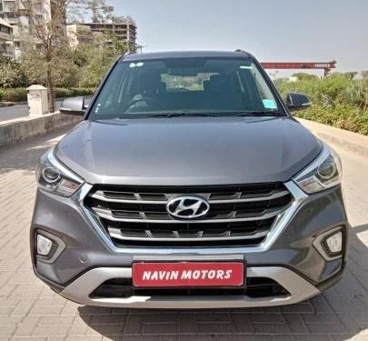 Used 2019 Creta 1.6 SX Automatic  for sale in Ahmedabad