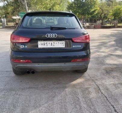 Used 2014 Q3 2.0 TDI  for sale in Jaipur