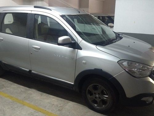 Renault Lodgy 2015 High end car 9400 Kms for sale in Mangalore