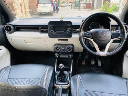 Used 2018 Maruti Ignis low price
