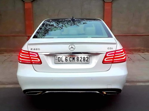 2015 Mercedes Benz E-Class 2013-2015 for sale at low price