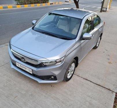 Used 2019 Amaze V CVT Petrol  for sale in Ahmedabad