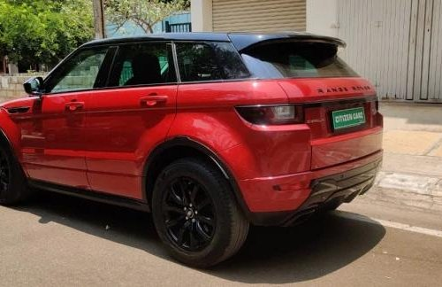 2017 Range Rover Evoque 2.0 TD4 HSE Dynamic  in Bangalore