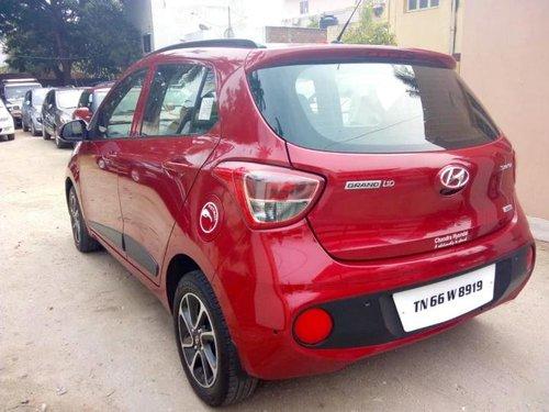 Used 2017 Grand i10 1.2 Kappa Sportz  for sale in Coimbatore