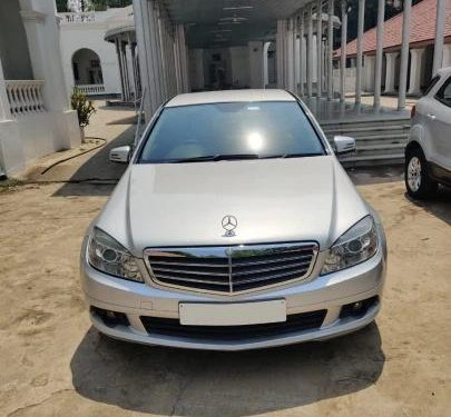 Used 2010 C-Class C 220 CDI Elegance AT  for sale in Hyderabad