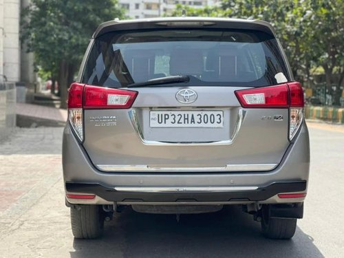 Used 2016 Innova Crysta 2.8 ZX AT  for sale in Ghaziabad