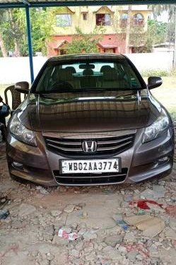 Used 2012 Accord 2.4 A/T  for sale in Kolkata