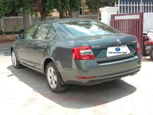 Used 2017 Octavia 2.0 TDI AT Style  for sale in Coimbatore