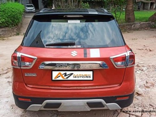 Used 2018 Vitara Brezza ZDi Plus Dual Tone  for sale in Kolkata