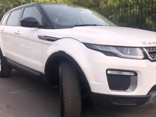 Used 2018 Range Rover Evoque 2.0 TD4 SE  for sale in New Delhi-2