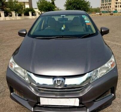 Used 2014 City i VTEC CVT SV  for sale in Faridabad-11