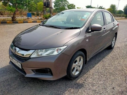Used 2014 City i VTEC CVT SV  for sale in Faridabad-7
