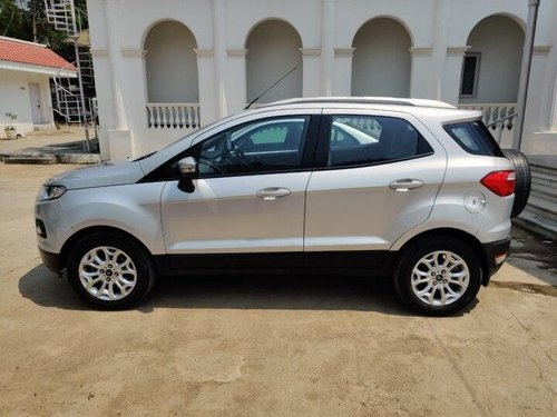 Used 2015 EcoSport 1.5 Ti VCT AT Titanium  for sale in Hyderabad
