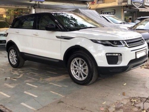 Used 2018 Range Rover Evoque 2.0 TD4 SE  for sale in New Delhi-12