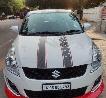 Used 2017 Swift ZXI  for sale in Chennai