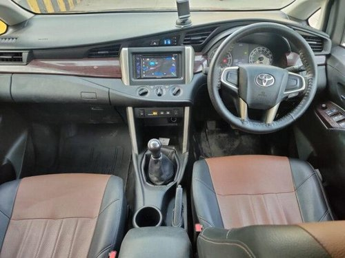 Used 2016 Innova Crysta 2.4 GX MT  for sale in Mumbai