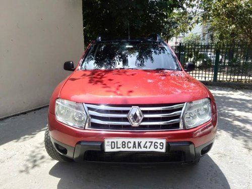 Used 2014 Duster 85PS Diesel RxL  for sale in Gurgaon
