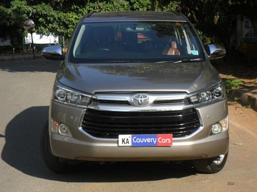 Used 2018 Innova Crysta 2.8 ZX AT  for sale in Bangalore