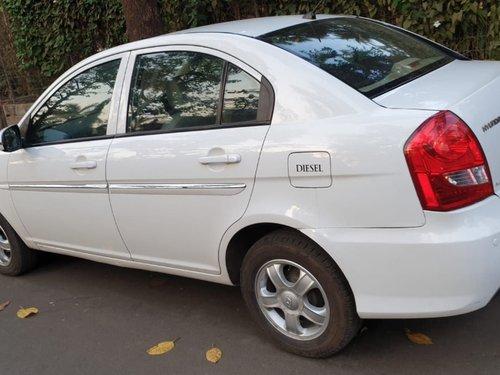 Used 2010 Hyundai Verna low price