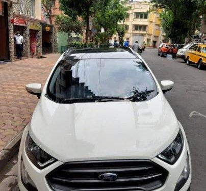 Used 2018 EcoSport 1.5 Diesel Titanium Plus  for sale in Kolkata