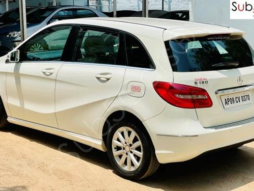 Used 2013 B Class B180  for sale in Hyderabad