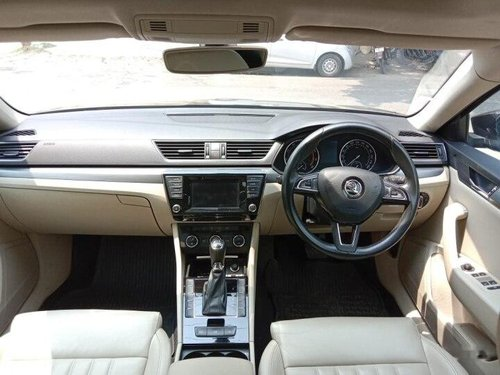 Used 2016 Superb Style 1.8 TSI AT  for sale in Coimbatore