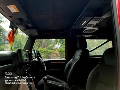 Used 2020 Thar LX 4-Str Convert Top Diesel  for sale in Kolkata
