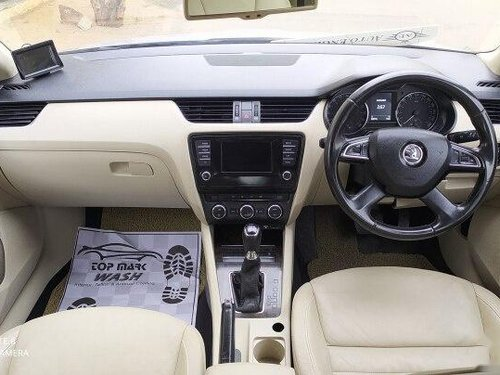 Used 2013 Octavia Ambition Plus 2.0 TDI AT  for sale in Hyderabad