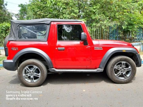 Used 2020 Thar LX 4-Str Convert Top Diesel  for sale in Kolkata-13