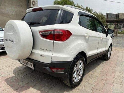 Used 2015 EcoSport 1.5 DV5 MT Titanium  for sale in Ahmedabad