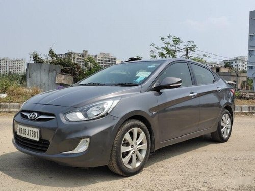 Used 2012 Verna 1.6 SX VTVT AT  for sale in Kolkata