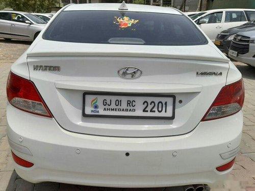 Used 2013 Verna 1.4 VTVT  for sale in Ahmedabad