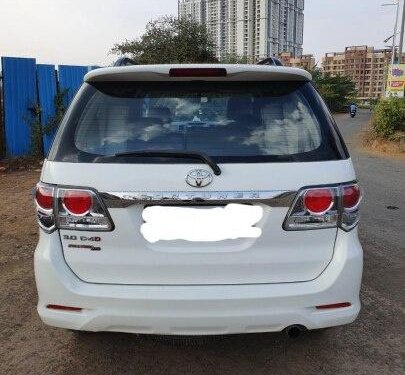 Used 2012 Fortuner 4x4 MT  for sale in Thane
