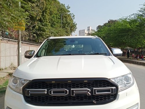 Used Ford Endeavour 2018