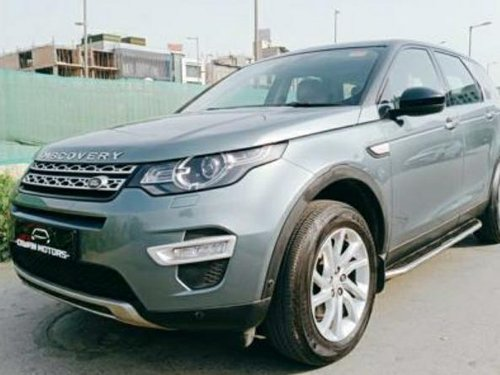 Used 2017 Land Rover Discovery Sport low price