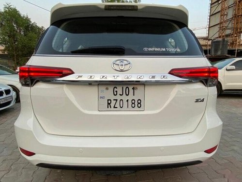 Used 2017 Fortuner 2.8 4WD AT  for sale in Ahmedabad