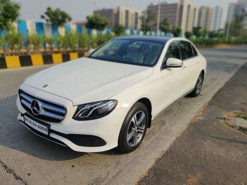 Used 2017 E Class Expression E 200  for sale in Mumbai