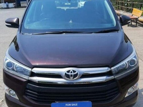 Used 2017 Innova Crysta 2.4 VX MT  for sale in Thane
