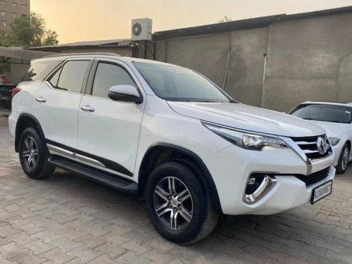Used 2019 Fortuner 2.8 2WD MT  for sale in Ahmedabad
