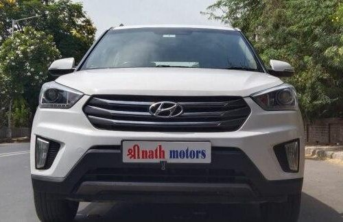 Used 2017 Creta 1.6 SX Automatic Diesel  for sale in Ahmedabad-19
