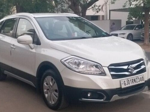 Used 2015 S Cross Alpha  for sale in Ahmedabad