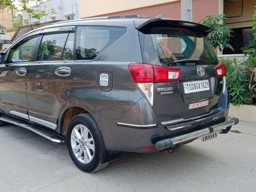 Used 2018 Innova Crysta 2.4 G Plus MT  for sale in Hyderabad