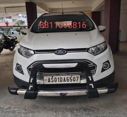 Used 2016 EcoSport 1.5 Diesel Titanium  for sale in Guwahati