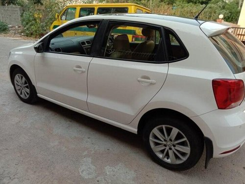 Used 2017 Polo 1.2 MPI Highline  for sale in Bangalore
