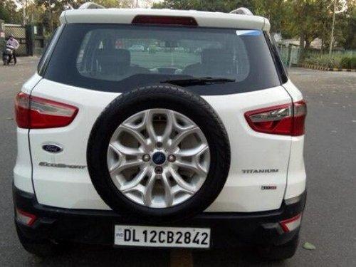 Used 2013 EcoSport Titanium Diesel  for sale in New Delhi