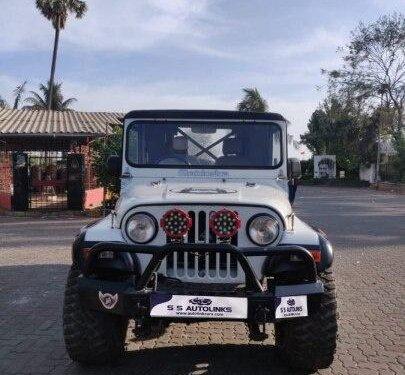 Used 2014 Thar DI 4X4  for sale in Mumbai