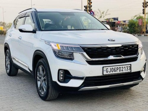 Used 2020 Seltos GTX Plus  for sale in Surat