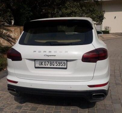 Used 2015 Cayenne Diesel Platinum Edition  for sale in New Delhi