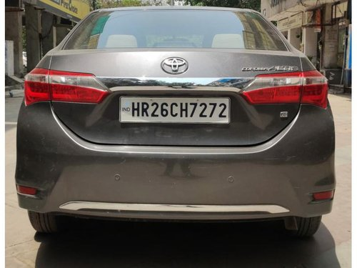 2014 Toyota Corolla Altis for sale at low price