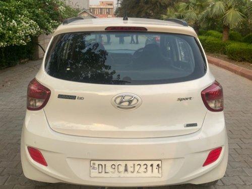 2014 Hyundai Grand i10 in North Delhi